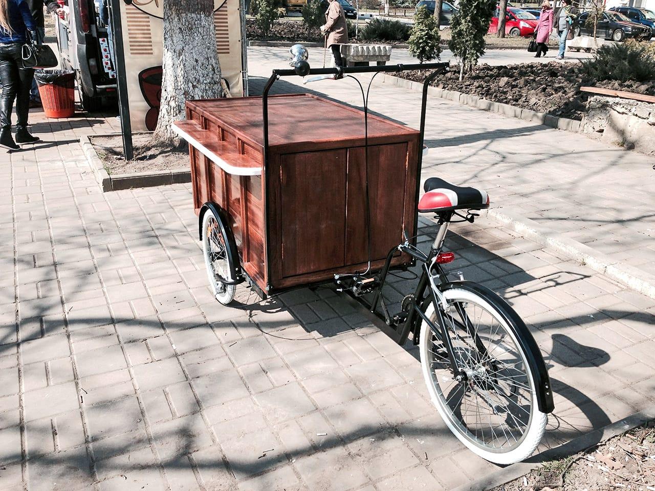 велокафе в одессе летом