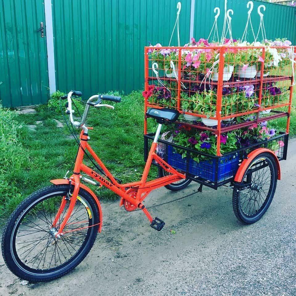 Трехколесные велосипеды 🚲🇺🇦